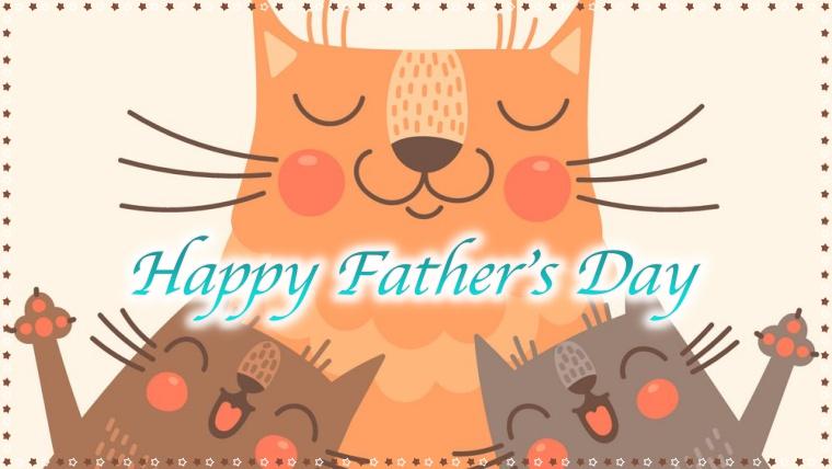 猫,父の日,プレゼント